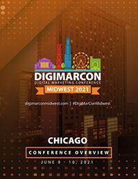DigiMarCon Illinois Brochure